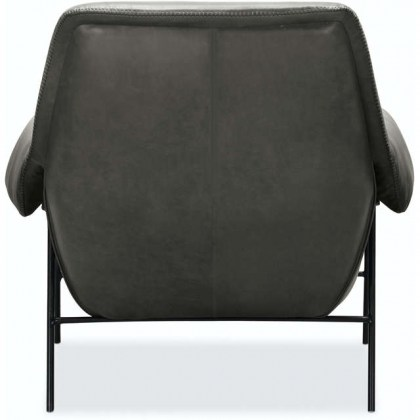 Ambroise Leather Club Chair