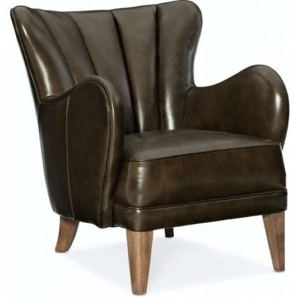 Treasure Leather Club Chair