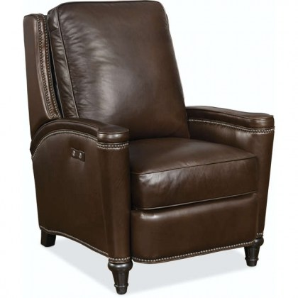 Rylea Leather Power Recliner