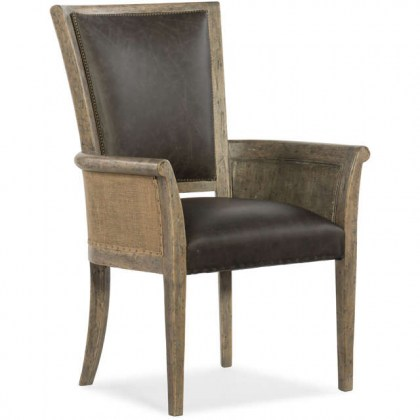 Beau Leather Dining Chair