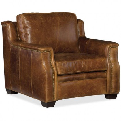 Yates Leather Chair