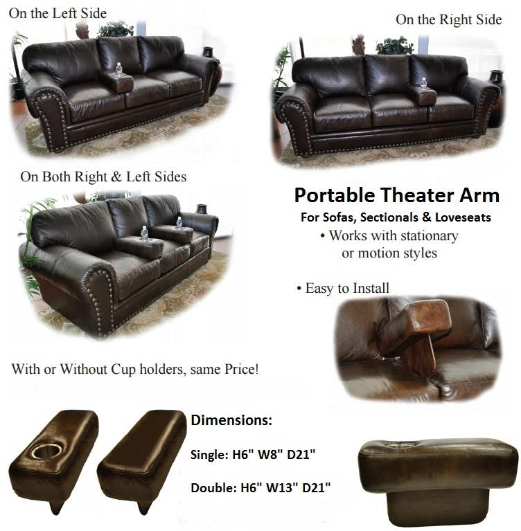 Leather Loveseats: Houston Leather Loveseat