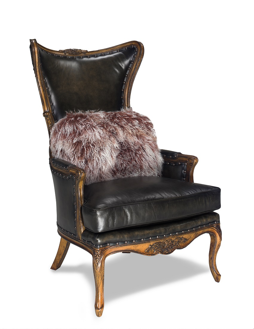 Weston Leather Chair