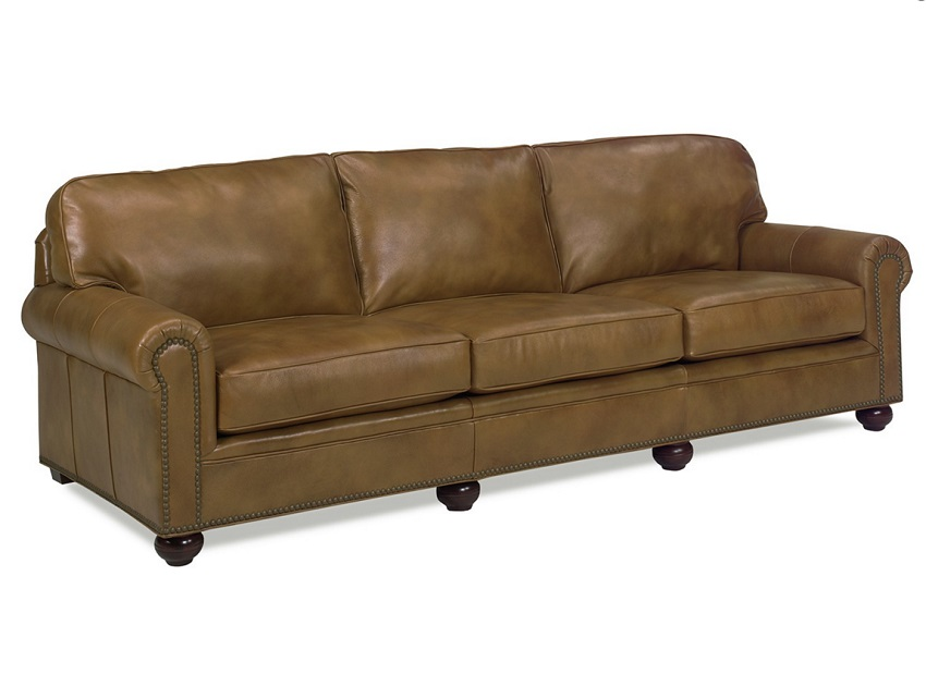 Buchanan Leather Short Sofa