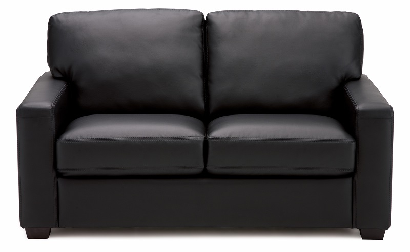 Westend Leather Loveseat